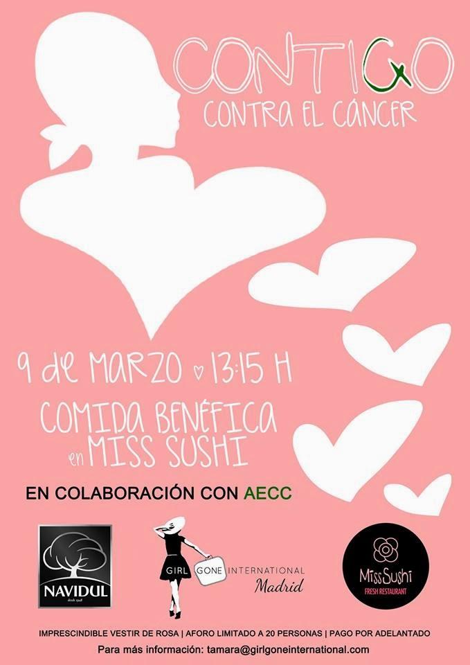 Día internacional de la Mujer Madrid