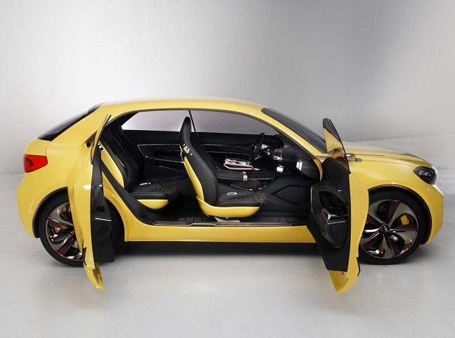 Kia CUB Concept at the Seoul Motor Show 2013