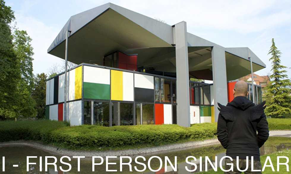 i - first person singular
