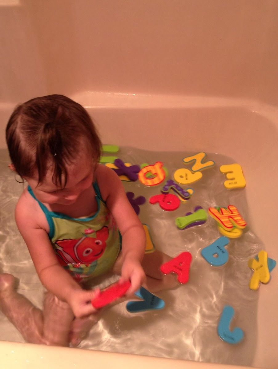 Nuby Foam Bath Animals Letters And Numbers Reviews
