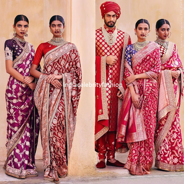 Sabyasachi Heritage Bridal Banarasi Collection