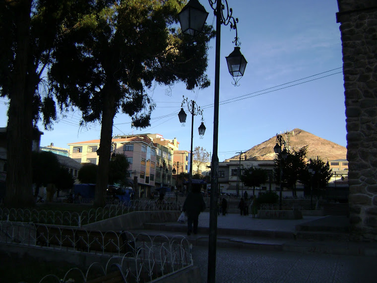 Vista Plaza San Bernardo