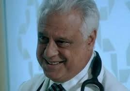 Na novela Amor à Vida, Antônio Fagundes interpreta o papel do médico César...