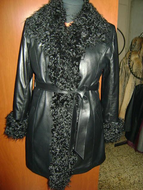 R m furs dise os propios de pieles y chalecos reversibles for Disenos de chalecos