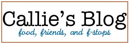 Callie's Blog
