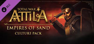 Total War: ATTILA – Empires of Sand Culture Pack – PC