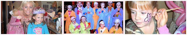 Kids Party Entertainment, Princess Parties NJ, Character Visits Philadelphia, Spa Tea Parties NJ