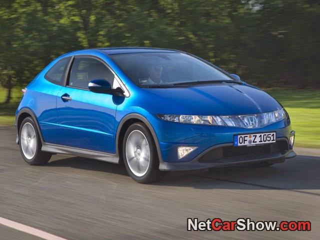 Honda Civic Type S 2007