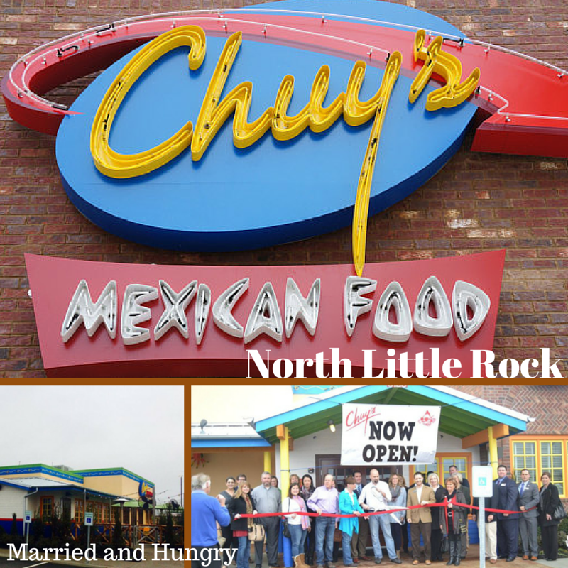 Inside Chuy's of North Little Rock. A look at what makes them special and how they make their amazing food.