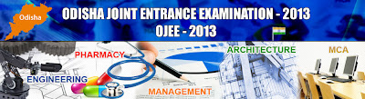 OJEE 2013 Admit Card Download