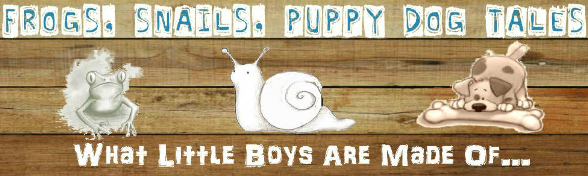 Frogs, Snails, and Puppy Dog Tales