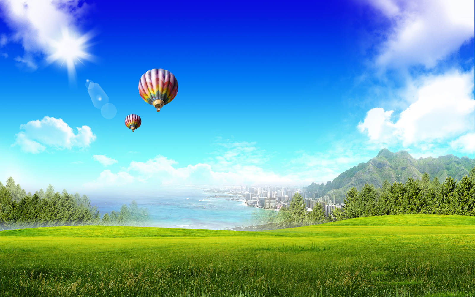 balloons wallpapers - photo #27