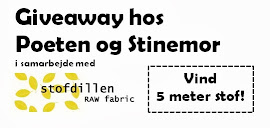 Give away hos Poeten og Stinemor