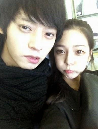 Yoon Ara And Junyoung