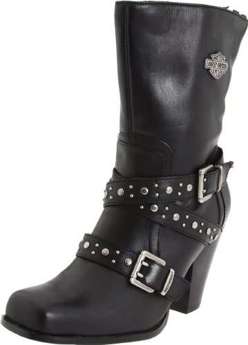 Women's harley davidson boots - obsession motorcycle boots