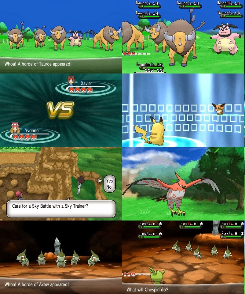 pokemon x and y rom for drastic emulator