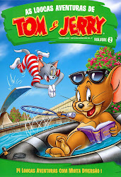 Baixe imagem de As Loucas Aventuras de Tom e Jerry: Volume 2 (Dublado) sem Torrent