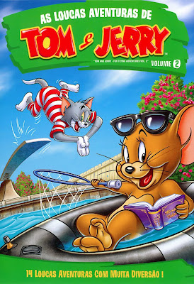 As Loucas Aventuras de Tom e Jerry: Volume 2 - DVDRip Dublado