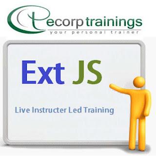 Ext js Online Training