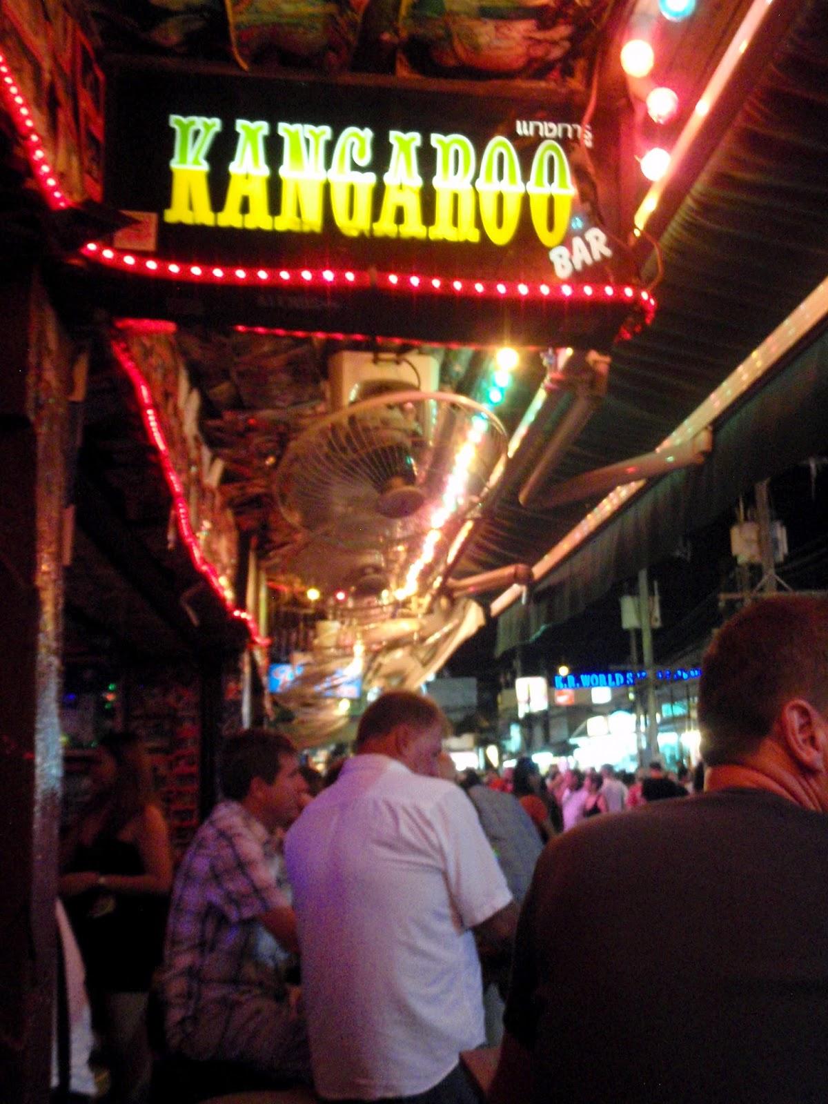 Kangaroo Bar, Bangla Road, Patong Beach, Phuket, Thailand