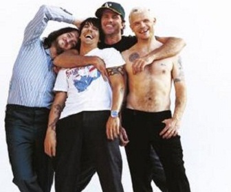 Red Hot Chili Peppers Band Poster