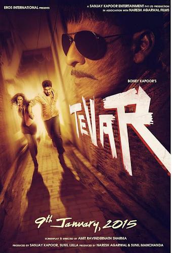 Tevar (2015) Movie Poster No. 1