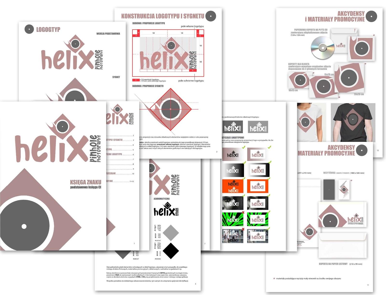 księga znaku projekty graficzne na zamówienie logo Katarzyna Urbaniak