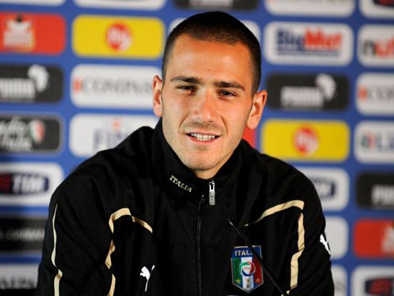 Leonardo Bonucci: Los 10 futbolistas más guapos y sexys