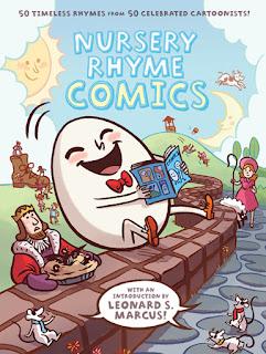 books for babies - nursery rhyme comics Leonard S Marcus