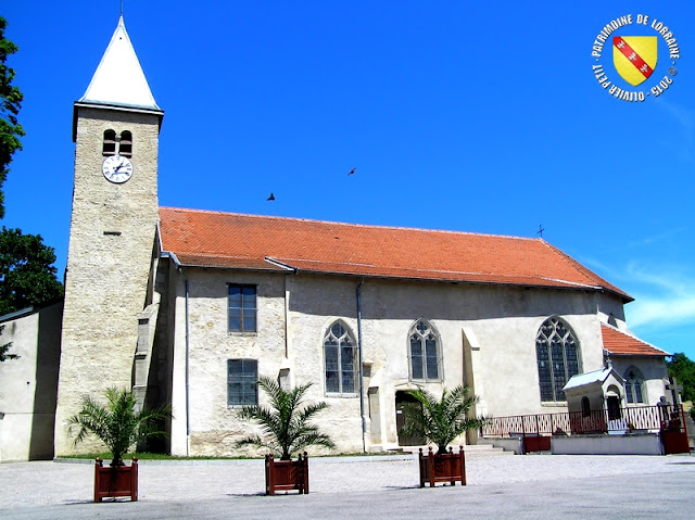 ESSEY-LES-NANCY (54) - Eglise Saint Georges