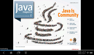 Java Magazine March/April 2013