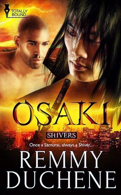 SHIVERS: Osaki