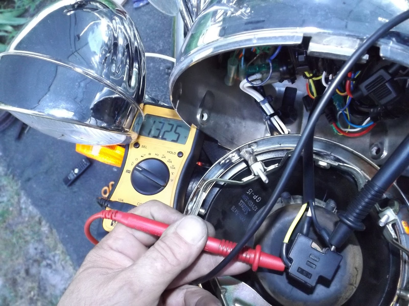 Voltage Drop At The Headlight Bulb - Perserve Those Switches