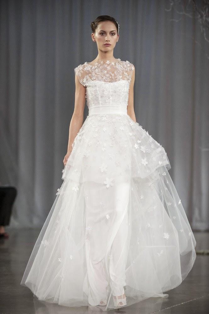 Collection robes de mari e monique lhuillier automne 2013 for Monique lhuillier robes de mariage