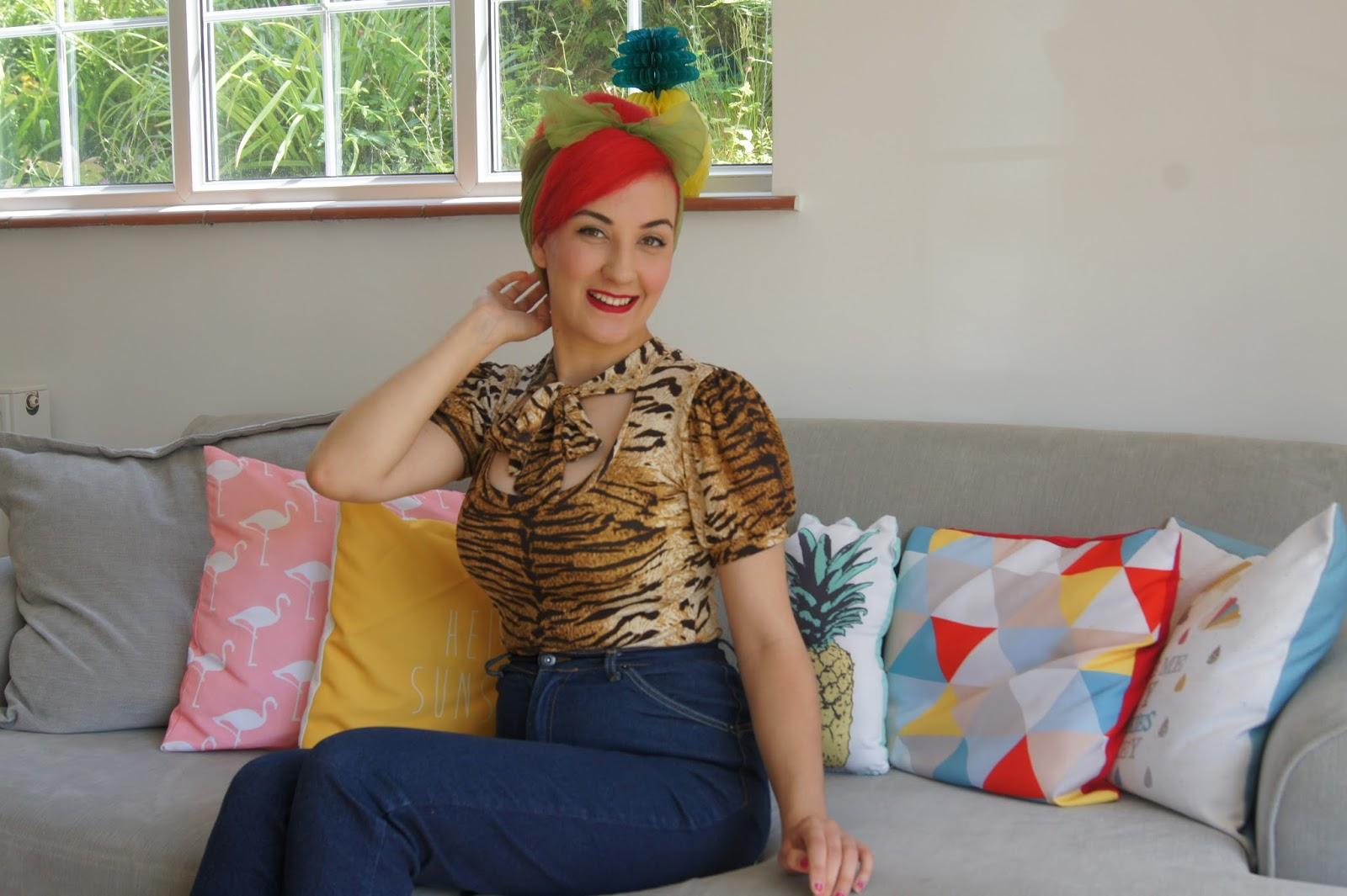 Atomic Amber Retro Reviews Bonsai Kitten Clothing