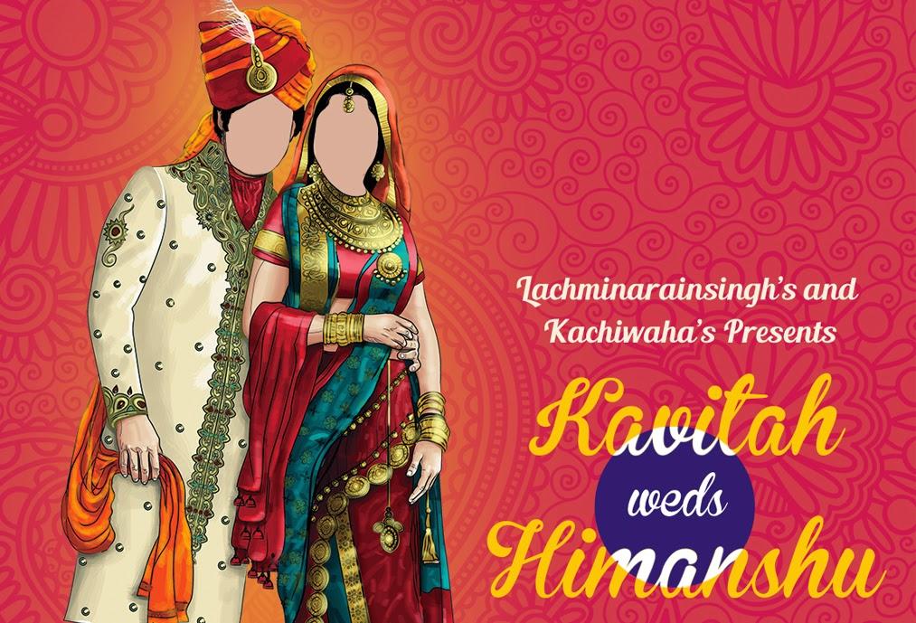 Innovative Wedding Cards Chennai