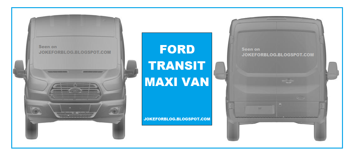 2013 - [Ford] Transit (Connect & MaxiVan) Frontret2