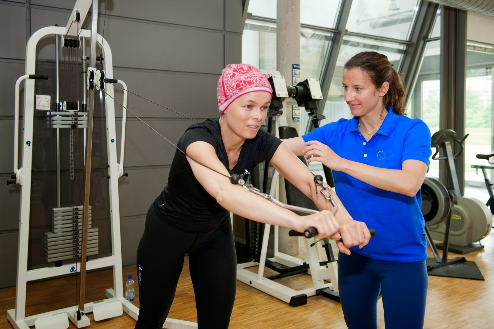 Exercise Slows Tumor Growth And Improves Chemotherapy