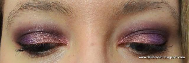 Make up occhi seminichiusi