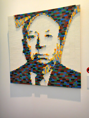 The Art of the Brick Photograph