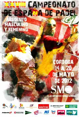 Campeonato España Padel 2012