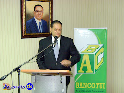 DR. ROBERTO JOSE CASSÓ, PRESIDENTE DE BANCOTUÍ