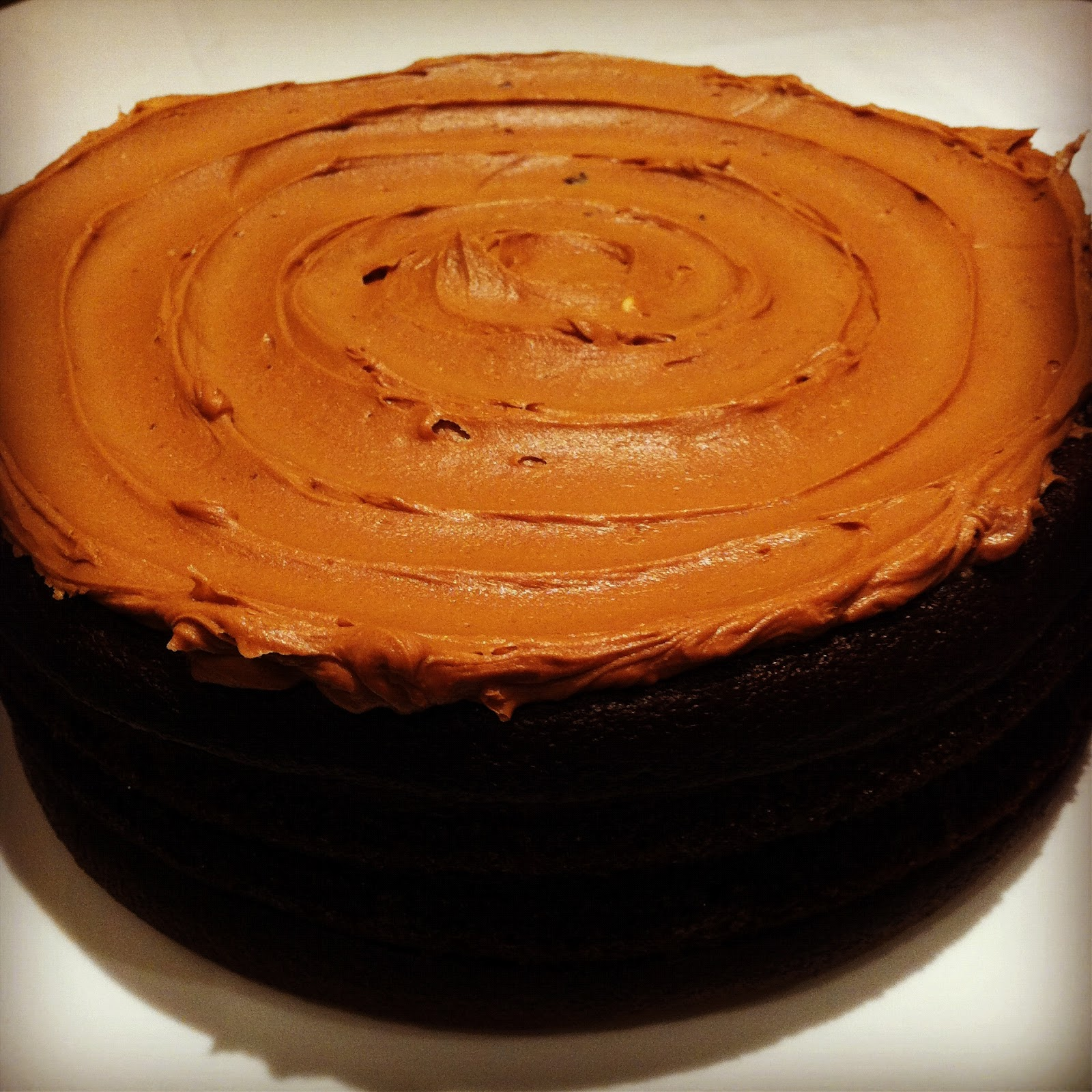 Chocolate Layer Cake Recipe Runny Batter