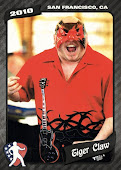 Tiger Claw USAG trading card