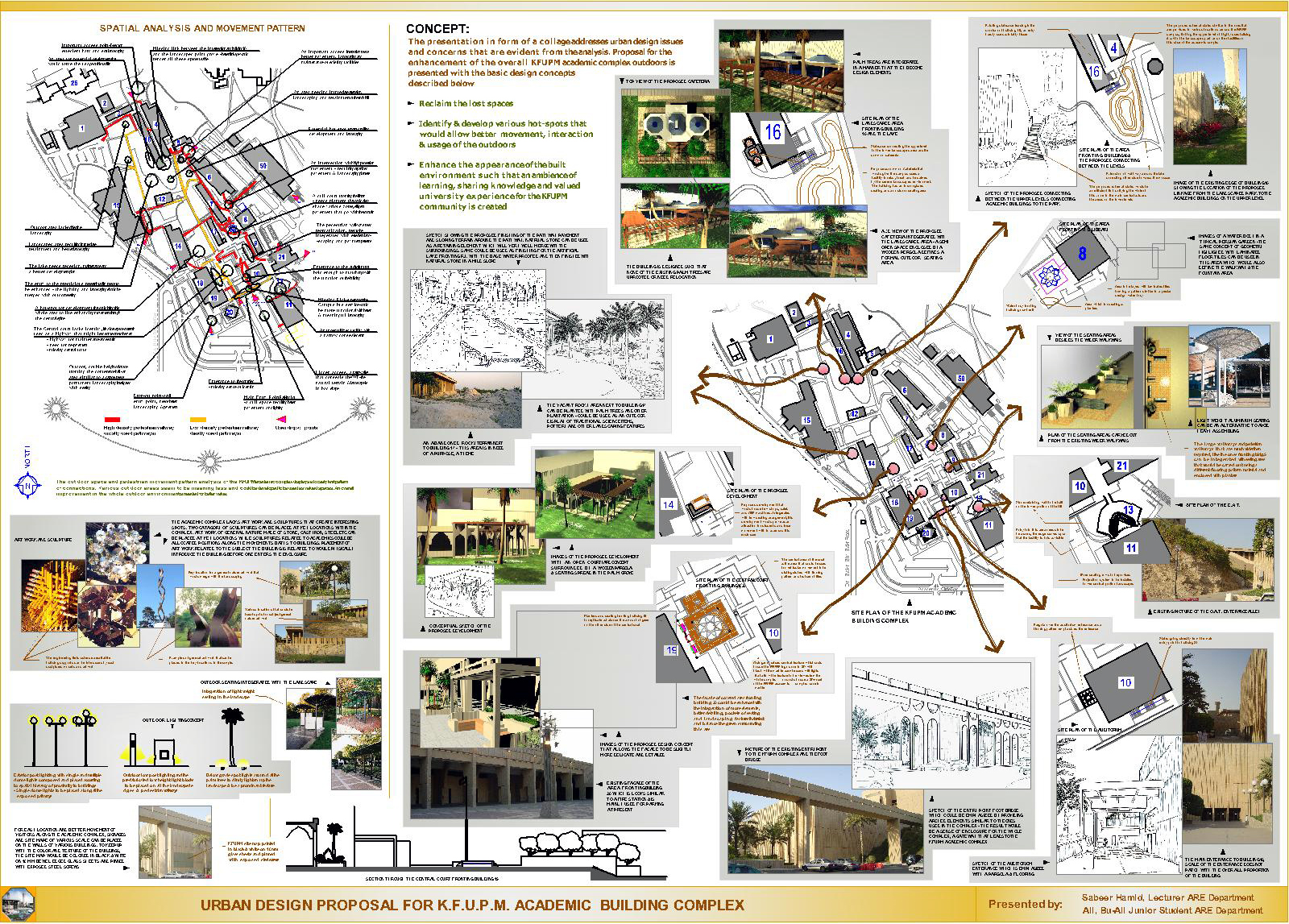 Architecture review urban concept for Architectural design review