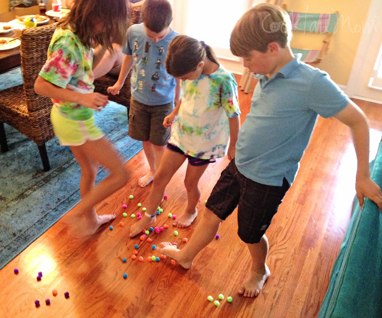 Indoor Party Game For Kids