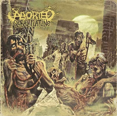Aborted Vidoclips y Streaming del nuevo album