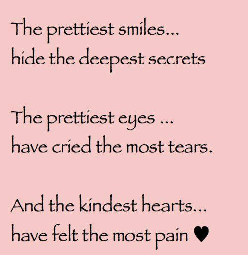 Quotes,The prettiest smiles | Love Poetry Pictures
