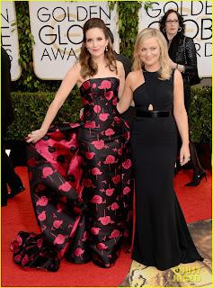 Tina Fey Golden Globes