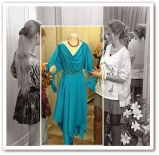 онлайн видео Как сшить платье за двадцать минут